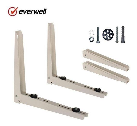 Base Para Minisplit Everwell Soporte Condensador