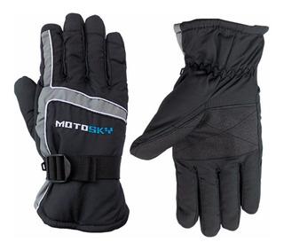 Luva Para Motociclista Impermeável Motosky