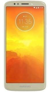 Smartphone Motorola Moto E5 Xt1944 2gb 16gb Lte Dual Dourado