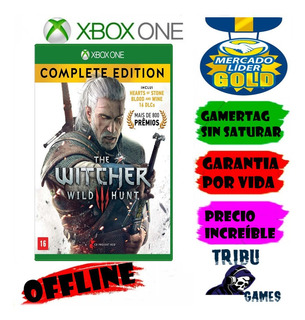 The Witcher 3 Wild Hunt Complete Xbox One Local