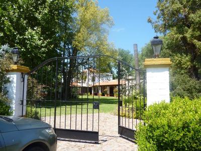 Alquiler Casa De Campo Vacaciones-anual-mensual