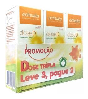 Dose D Maca Verde Leve 3 Pague 2 20ml - Vitamina D