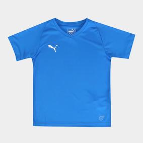 Camiseta Puma Liga Core Infantil - Original