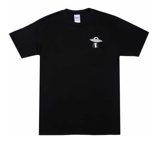 Playera Ripndip Probe Black T-shirt Negra Original