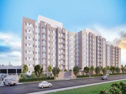 Apartamento Em Itupeva Res Villa Ruttini Jardim Das Minas 50m2 2 Dorms 1 Vaga - Proximo Ao Centro Da Cidade - Ap0363 - 33515273