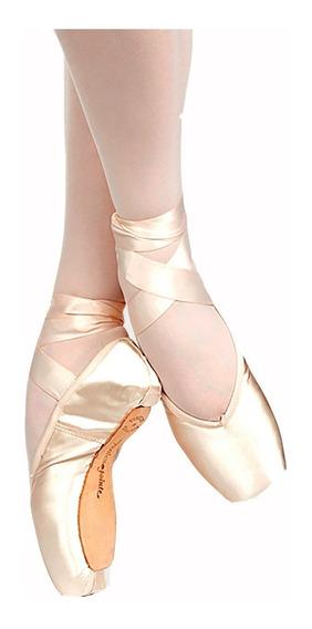 Zapatillas Rusas De Punta Importadas Ballet Russian Pointe