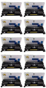 10 Toner Compatível Cf226a Cf226 26a   M426dw M426fdw M402n