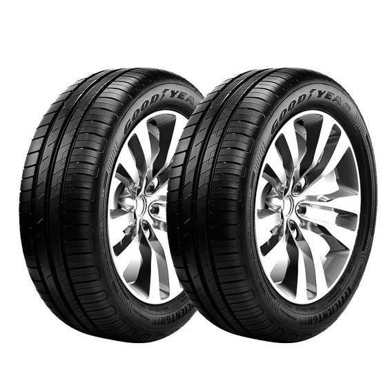 Kit 2 Goodyear Efficientgrip 195/55 R16 87v Cuotas