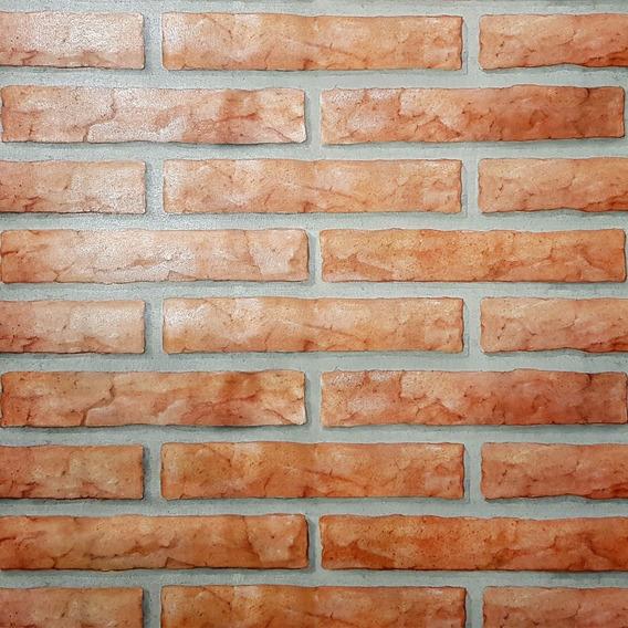 Papel Muresco Vinilizado 34521 Ladrillos Soul