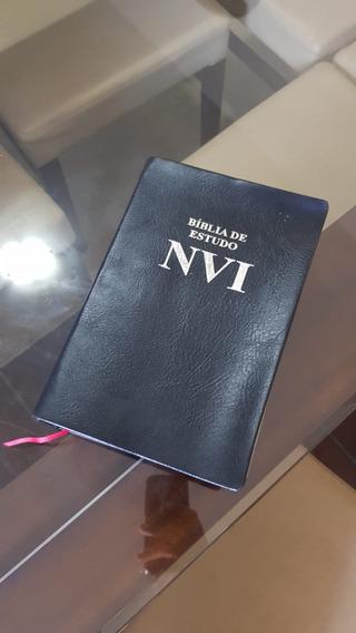 Bíblia De Estudos Nvi