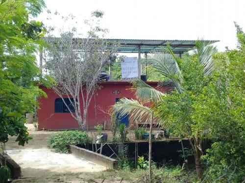 Casa En Venta En El Zapotal, Pochutla