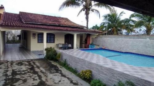 Imagem 1 de 14 de Casa Lado Praia E Com Edícula Em Itanhaém - 5667  Npc