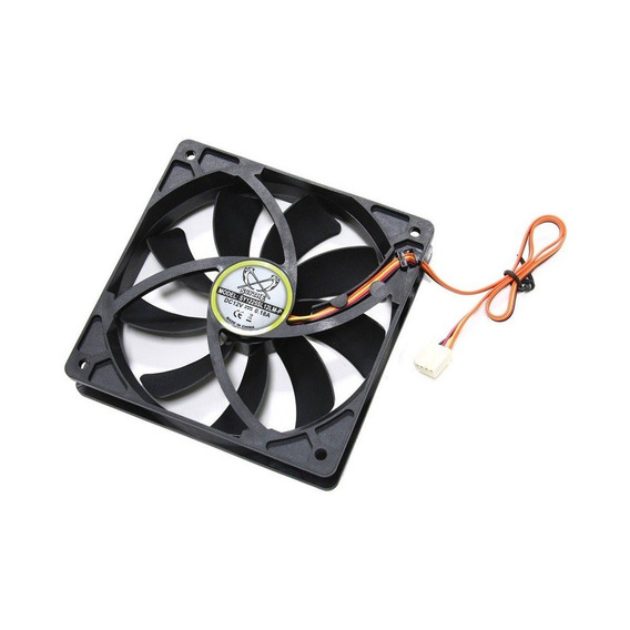 Fan Cooler Scythe Slip Stream 120 Pwm Sy1225sl12lm-p Fan