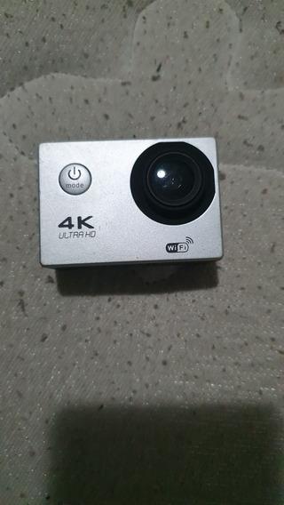 Câmera 4k Sport Semi Nova