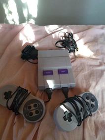 Nintendo Com 2 Controles E 2000 Jogos