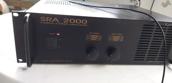 Amplificador Potencia Lowell Sra 2000.advance.cygnus.unic