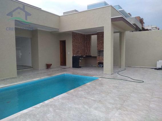Casa De Condomínio Com 3 Dorms, Condomínio Atibaia Park I, Atibaia - R$ 590 Mil, Cod: 2168 - V2168