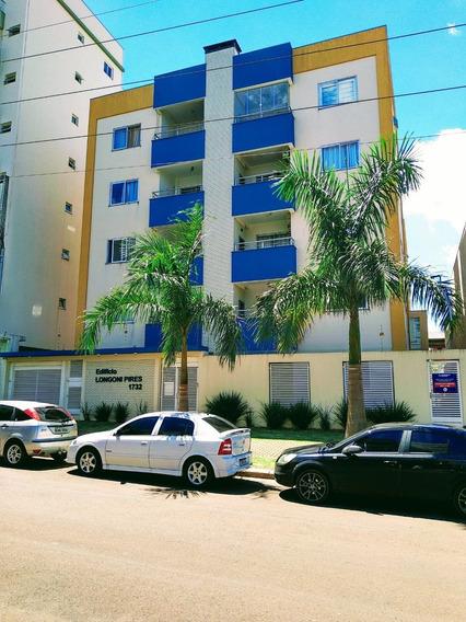 Apartamento Todo Mobiliado Semi-novo - Cascavel/pr -