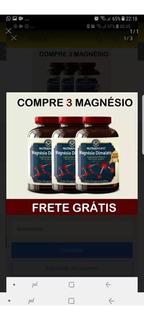 20 Magnésio Nutramagic