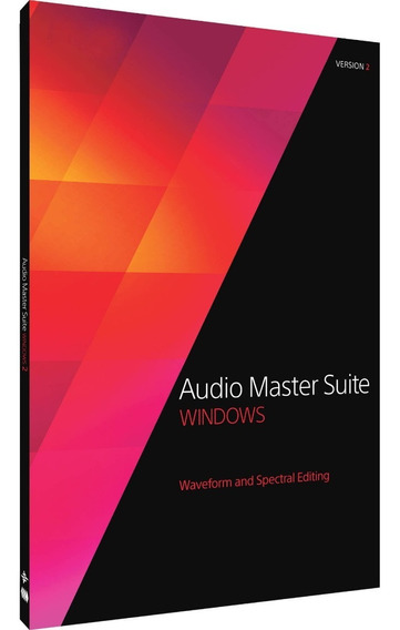 Sony Audio Master Suite Licencia Original Full