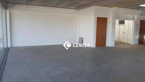 Imagem 1 de 8 de Salão Para Alugar, 136 M² Por R$ 5.000,00/mês - Recreio Campestre Jóia - Indaiatuba/sp - Sl0067