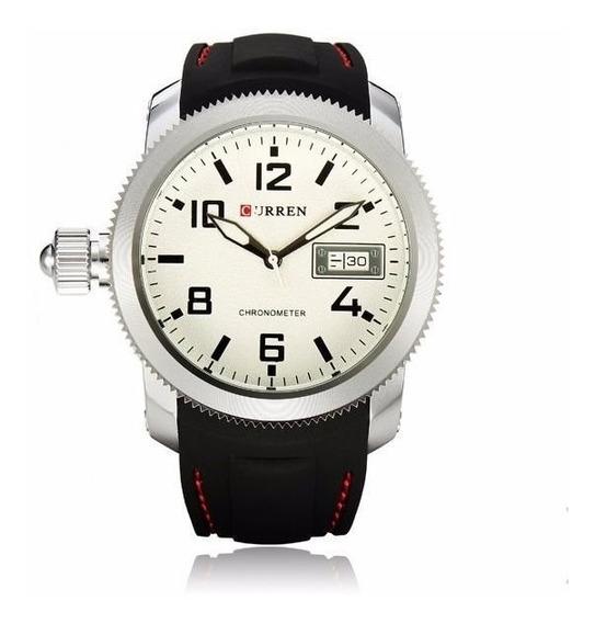 Relógio Masculino Curren Analógico 8173 ( Data Fixa)