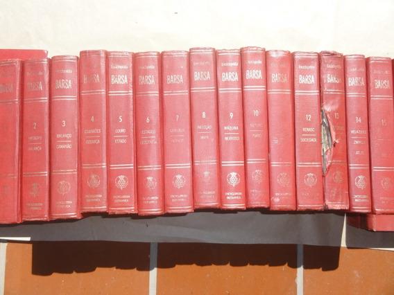 Coleção Barsa (16 Livros)