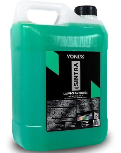 Sintra 5l Apc Limpeza De Interiores Vonixx Limpador Multiuso