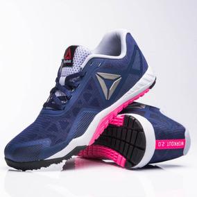 Tenis Reebok Workout Tr 2.0 Feminino Orig. + Nf De599,90 Por