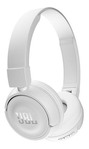 Fone De Ouvido Sem Fio Jbl T450bt Branco Bluetooth