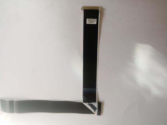 Cabo Flat Tv Panasonic Tc-32d400b Placa Principal Para Tela