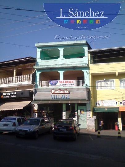 Prédio Comercial Para Venda Em Itaquaquecetuba, Jardim Caiuby, 6 Dormitórios, 8 Banheiros - 395