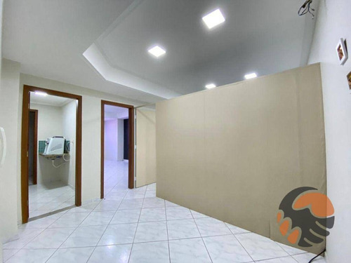 Imagem 1 de 6 de Sala Para Alugar, 40 M² - Jacunem - Guarapari/es - Sa0031