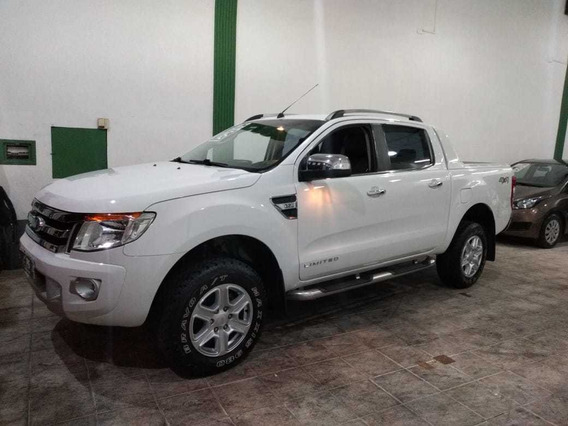 Ford Ranger 2016 3.2 Limited Cab. Dupla 4x4 Aut. 4 Pts