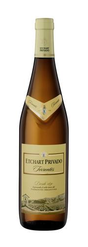 Imagen 1 de 1 de Vino blanco Torrontés Etchart Privado bodega Etchart 750ml
