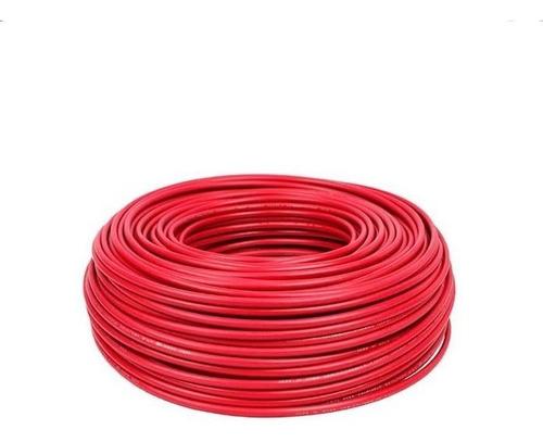 Imagen 1 de 4 de Cable Calibre8 (2pzas) Colores: Rojo, Blanco, Verde Y Negro