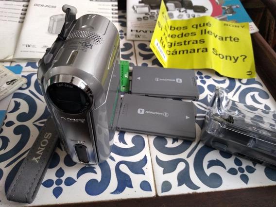 Câmera Filmadora Mini Dv Sony Dcr-pc55