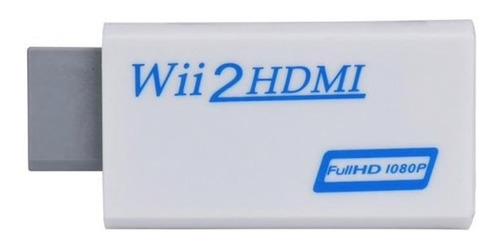Adaptador Wii A Hdmi 1080p Convertidor Wii2hdmi Nintendo Wii