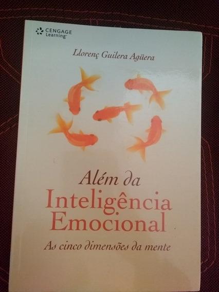 Livro Além Da Inteligência Emocional