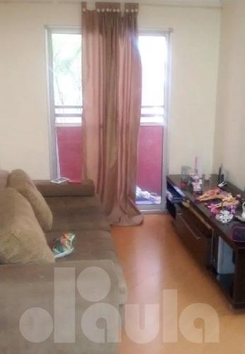 Imagem 1 de 11 de Apartamento Em Sbc C/ 56 Metros  - 1033-7725