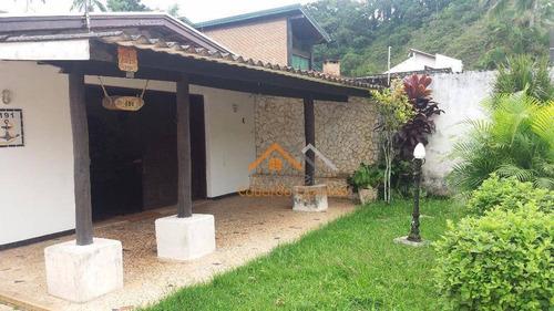 Casa Com 2 Dormitórios À Venda, 111 M² Por R$ 400.000,00 - Massaguaçu - Caraguatatuba/sp - Ca0082