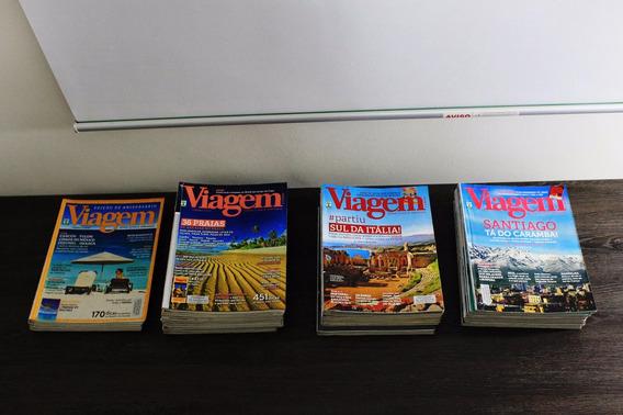 Revista Viagem E Turismo 2012 A 2015