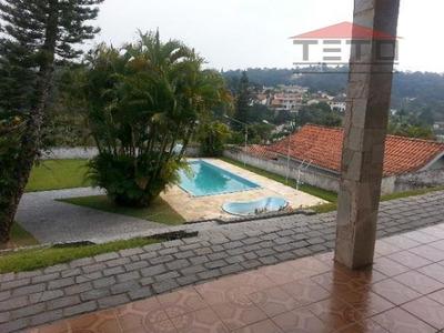 Casa Térrea Alto Padrão - Arujá - Condomínios Arujá I, Ii E Iii - Ca0005