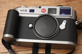 Leica M9 + Acessórios (precisa Trocar Sensor)