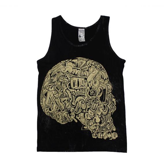 Musculosa Little Rock Original Imp. Skull 0057