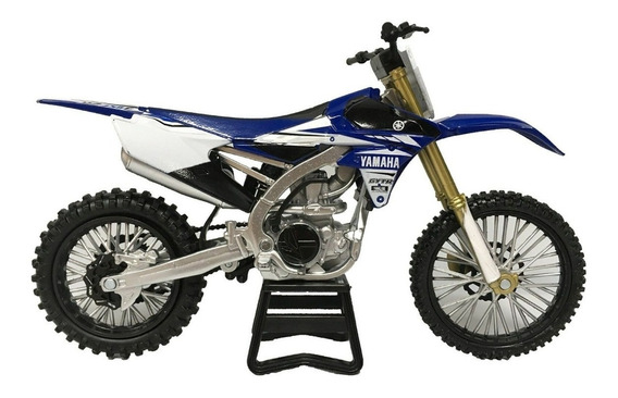 Juguete Motocross Yzf 450 Yzf450 Escala 1:12 Newray Juri