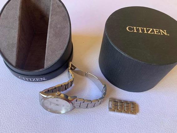 Reloj Marca Citizen Modelo Quartz Wr50