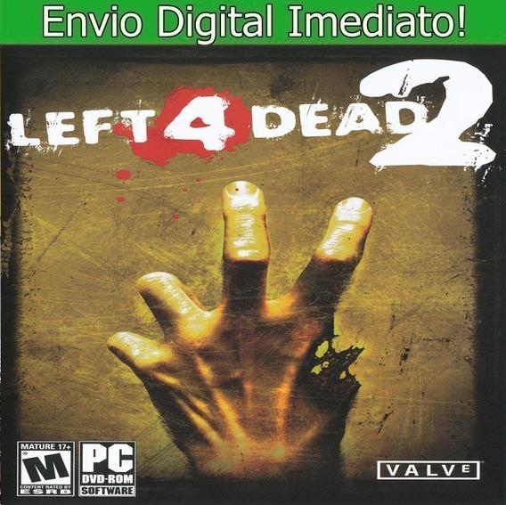 Left 4 Dead 2 Pc Hd Envio Imediato.