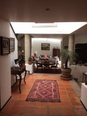 Casa En Venta En Condominio Horizontal, San Lorenzo Acopilco