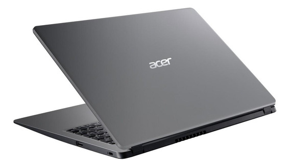 Notebook Acer A315-54-58h0 Intel Core I5 4gb 1tb 15,6 W10